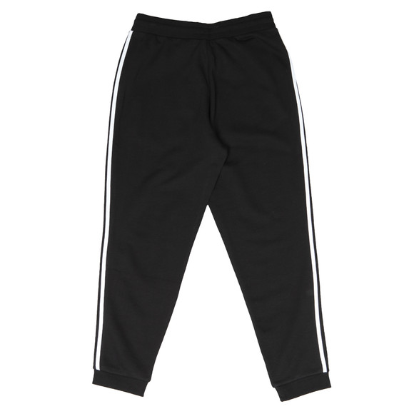 adidas Originals Mens Black 3 Stripe Sweat Pant main image