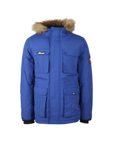 Ellesse Mens Blue Ampetrini Jacket