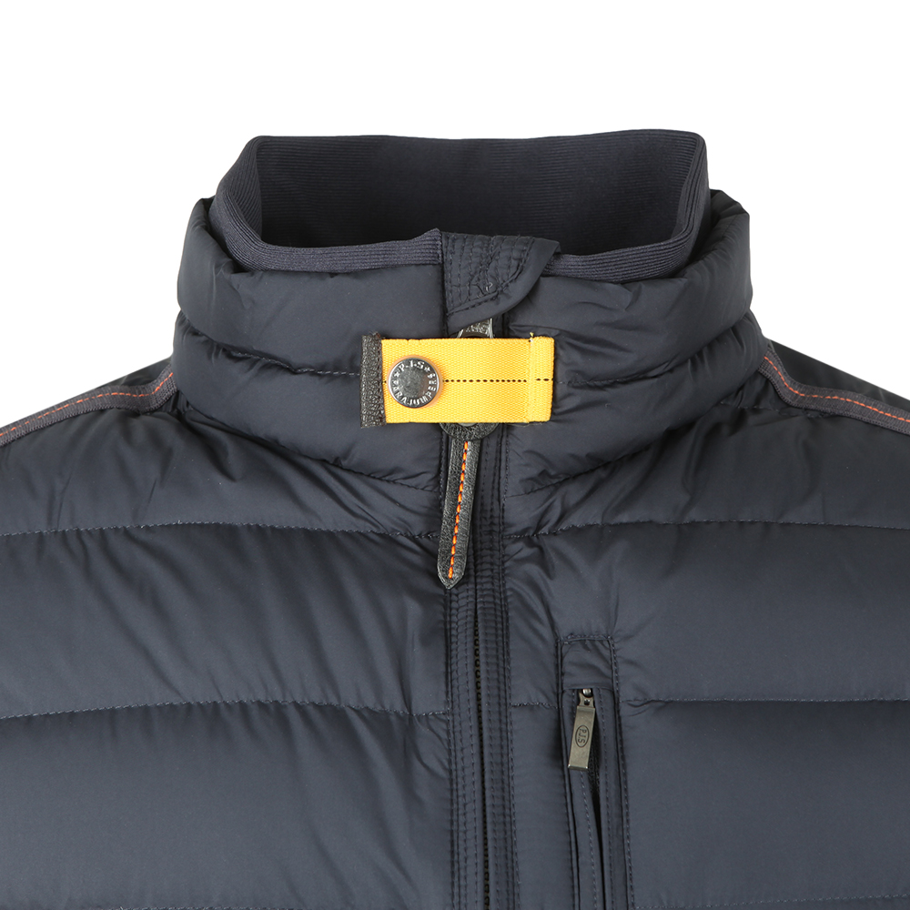 ... Parajumpers Mens Blue Perfect Gilet main image ...