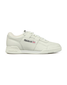 Reebok Classic Mens Beige Workout Plus MU Trainer