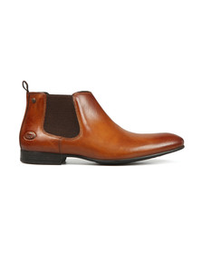 Base London Mens Brown Croft Boot