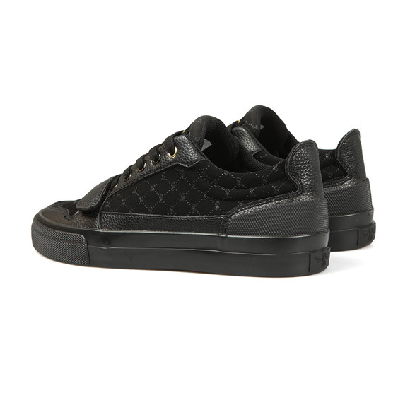 Creative Recreation Mens Black Legato Suede Nubuck Trainer main image