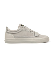 Creative Recreation Mens Grey Legato 318 Suede Trainer