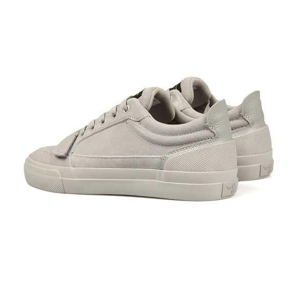 Creative Recreation Mens Grey Legato 318 Suede Trainer main image