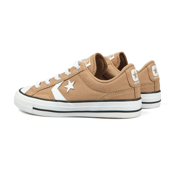 Converse Womens Brown Star Player Ox  main image