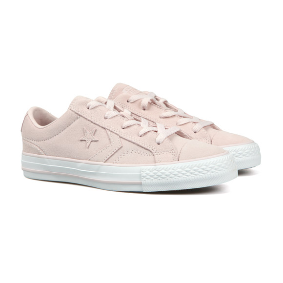 Converse Womens Pink Star Player Ox  main image