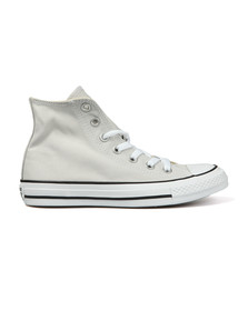 Converse Womens Off-white All Star Seasonal Hi Trainers