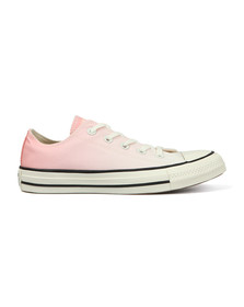 Converse Womens Pink All Star Ombre Ox