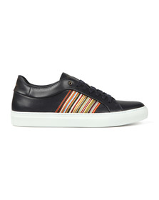 PS Paul Smith Mens Blue Ivo Trainer