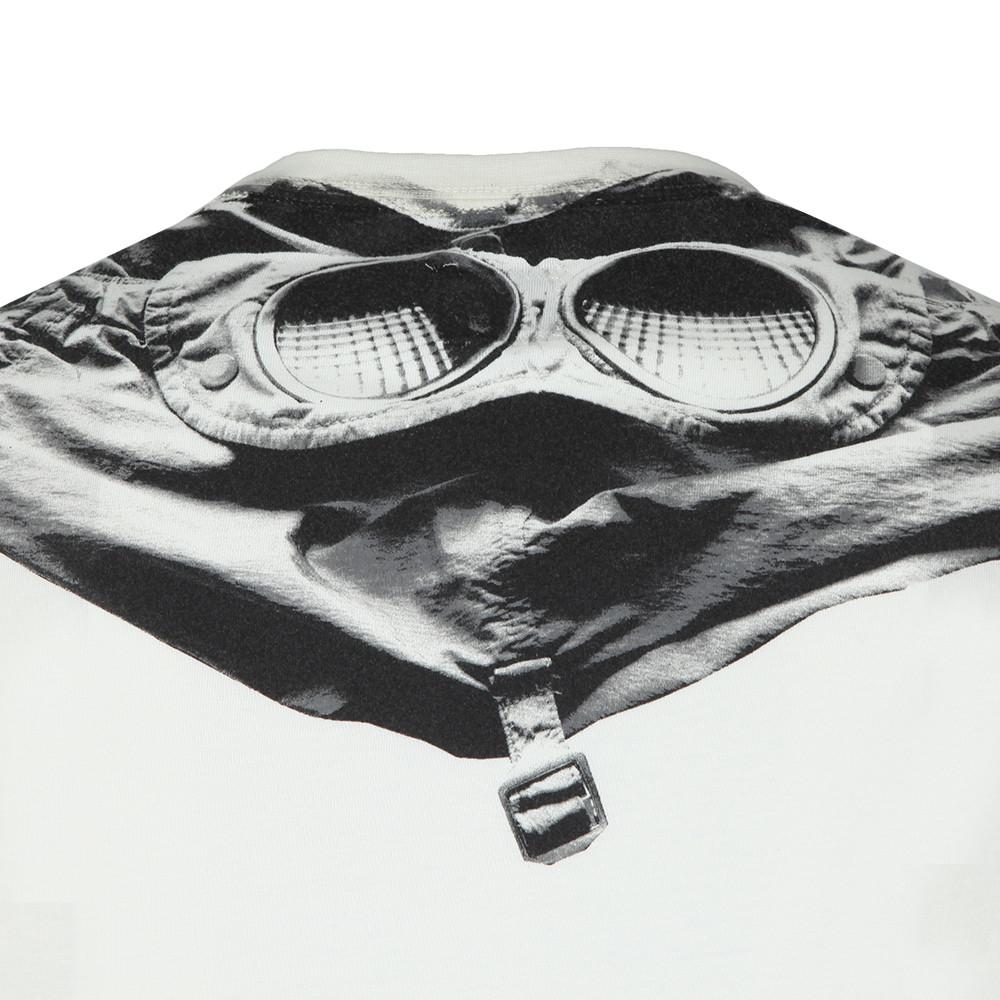 Printed Goggle T Shirt main image