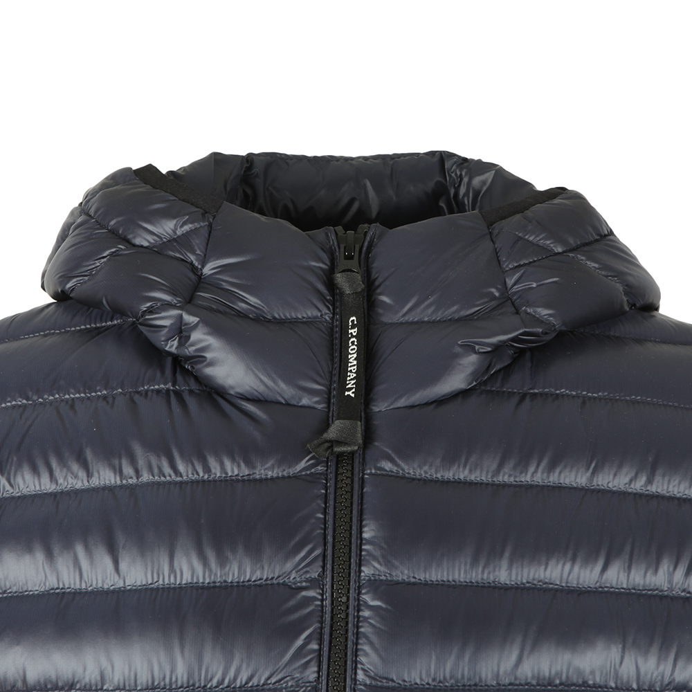 Down Hooded Goggle Puffer Jacket main image