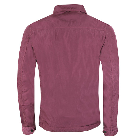 C.P. Company Mens Purple Nylon Overshirt main image