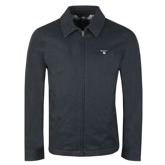 Gant Mens Blue The Windcheater Jacket main image
