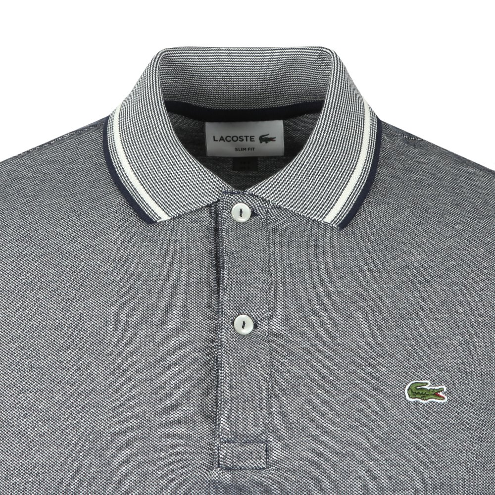S/S PH9433 Tipped Marl Polo main image