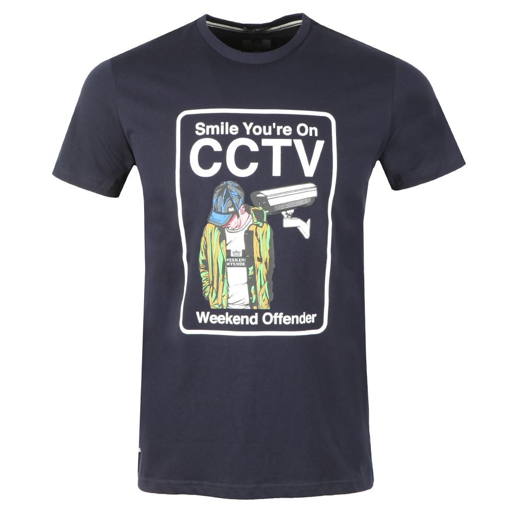 CCTV T Shirt main image