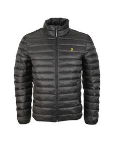 Farah Mens Black Shawland Jacket