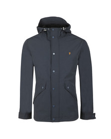 Farah Mens Blue Brodie Jacket