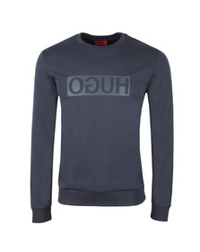 HUGO Mens Blue Dicage-U3 Sweat