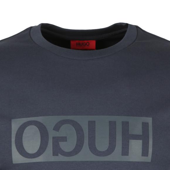 HUGO Mens Blue Dicage-U3 Sweat main image