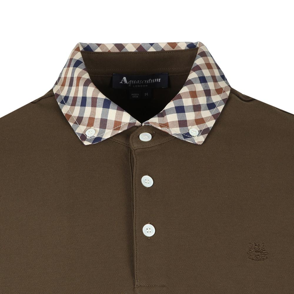 Coniston Club Check Collar Polo Shirt main image