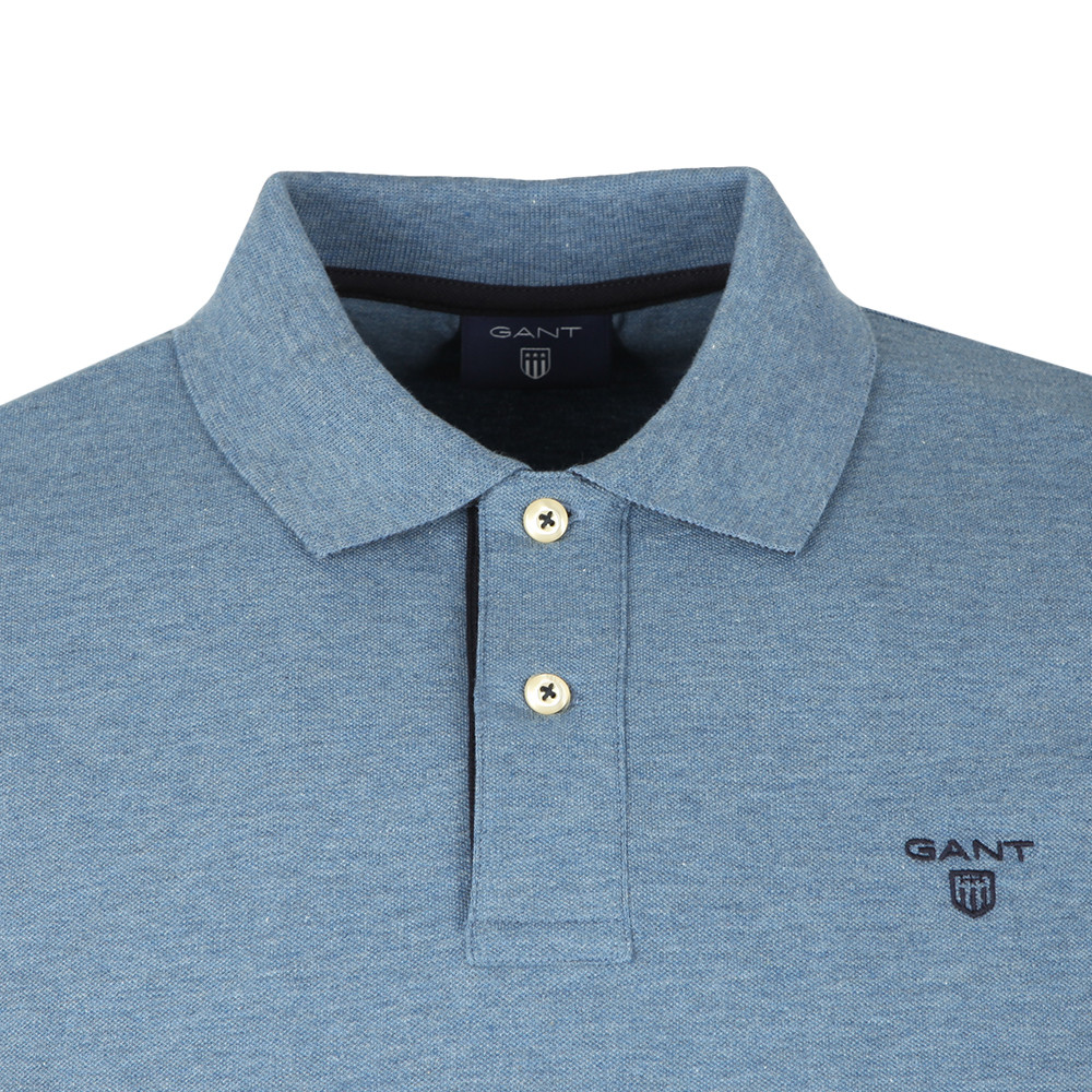 Contrast Collar S/S Polo main image