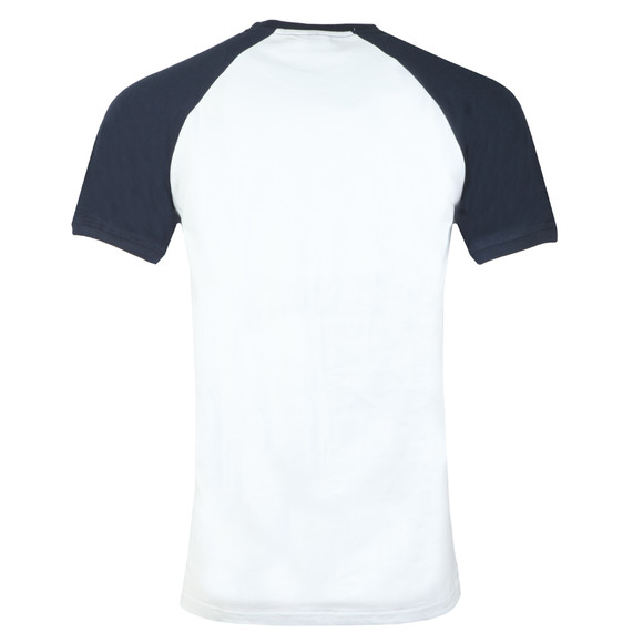 Ellesse Mens White Cassina T Shirt main image