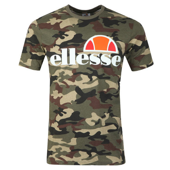 Ellesse Mens Green Prado T Shirt main image