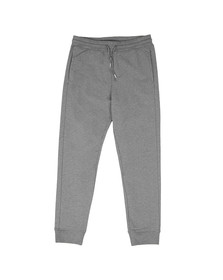 Love Moschino Mens Grey Box Logo Sweatpant
