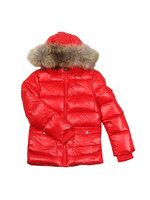 Authentic Jacket With Fur