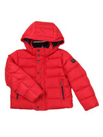 Hooded Down Puffer
