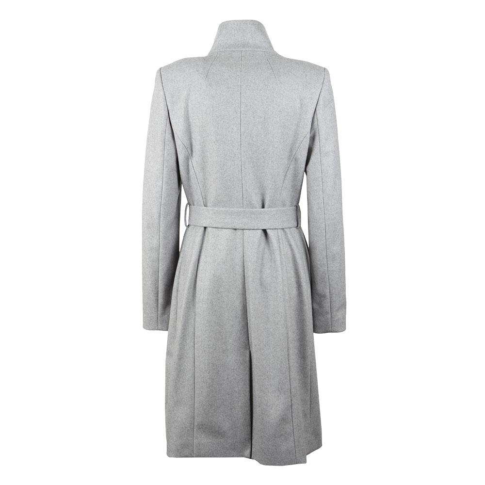 Long Wool Wrap Coat main image
