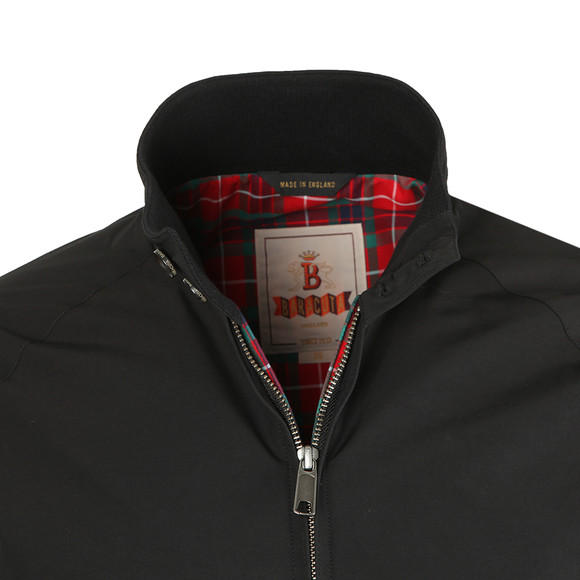 Baracuta Mens Black G9 Original Harrington Jacket main image