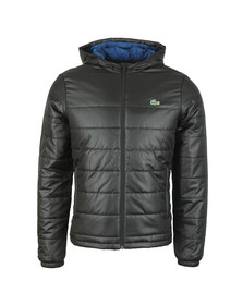 Lacoste Sport Mens Black BH9520 Puffer Jacket
