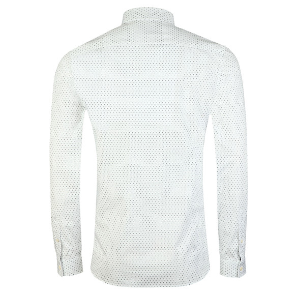 Lacoste Mens White L/S CH0488 Shirt main image