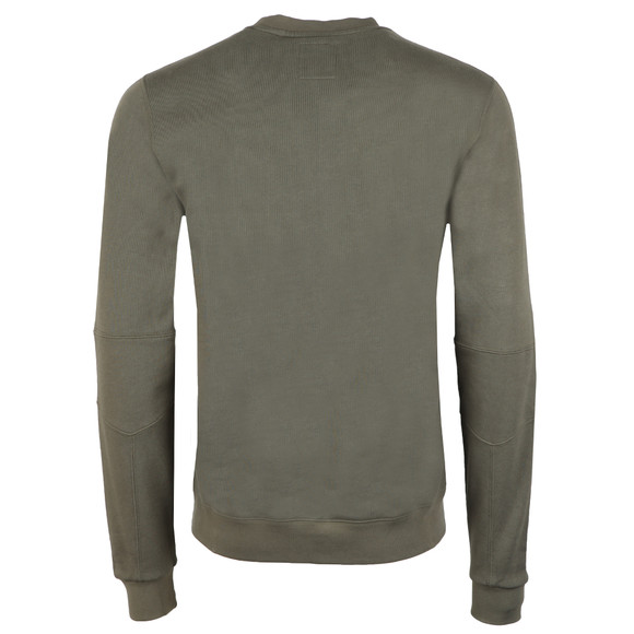 Ma.Strum Mens Green Training Crew Sweat main image