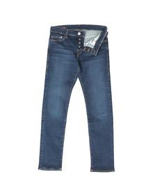 True Religion Mens Blue Toni Skinny Jean