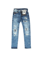 Rocco Traditional With Patches Jean