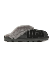 Ugg Womens Black Coquette Sparkle Slipper