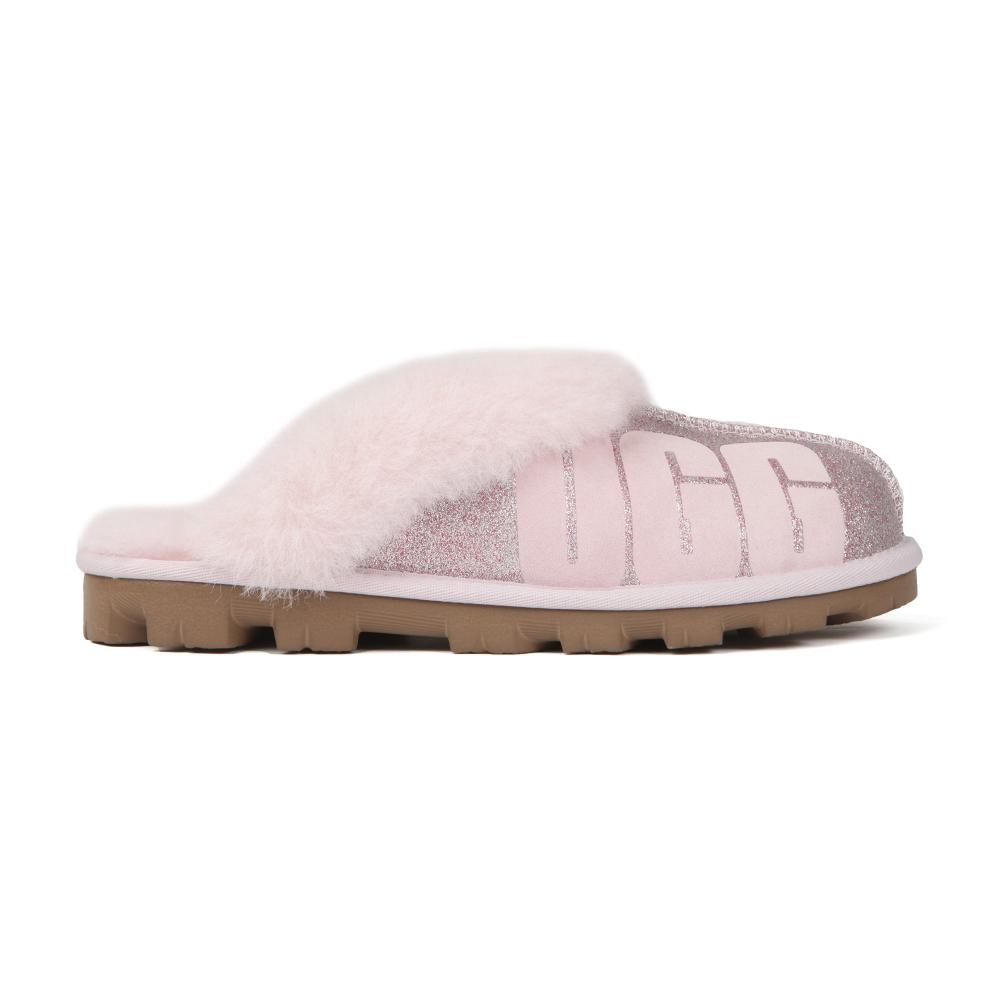 4296c6f5d7a Womens Pink Coquette Sparkle Slipper