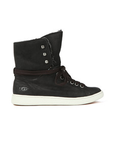 Ugg Womens Black Starlyn Trainer