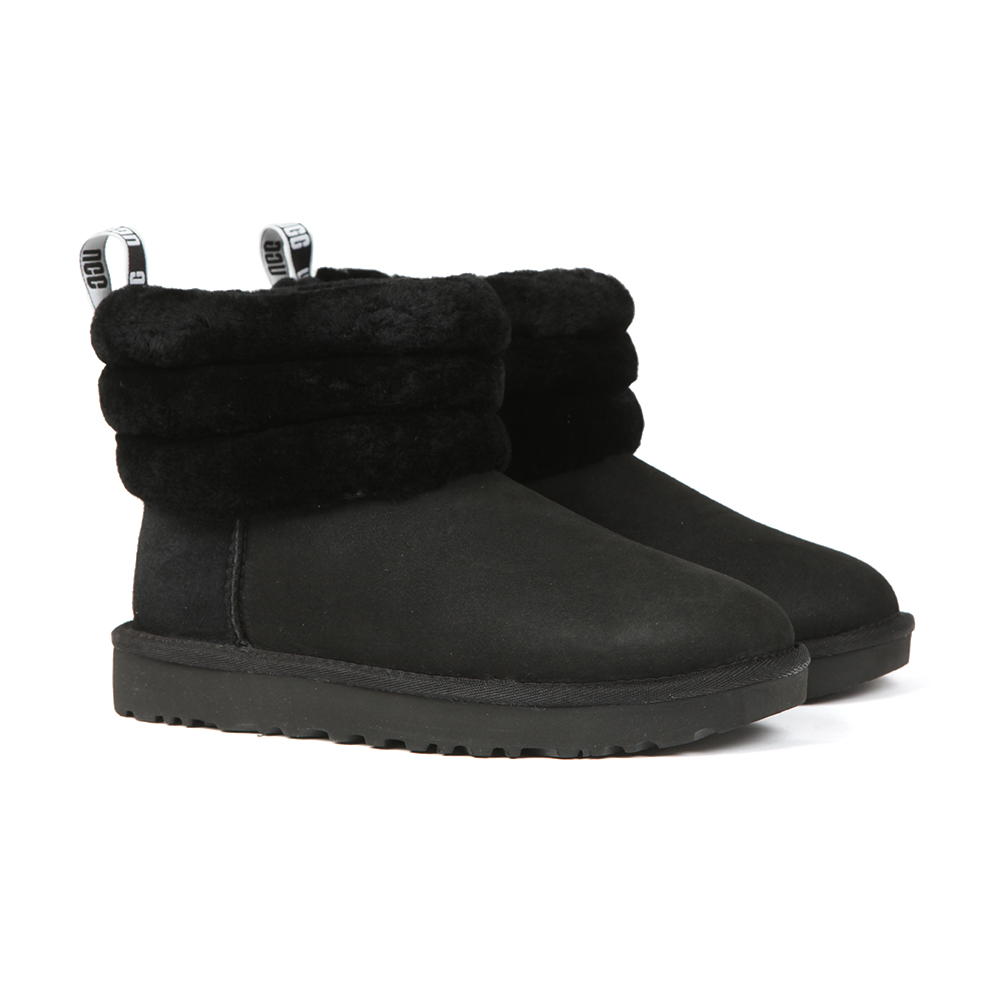 Fluff Mini Quilted Boot main image