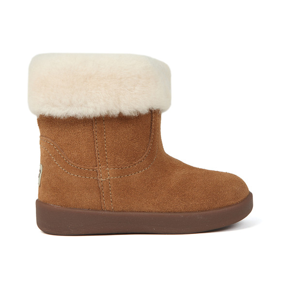 Ugg Girls Brown Baby Jorie II Boot