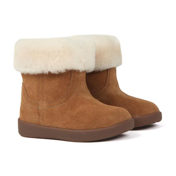Ugg Girls Brown Baby Jorie II Boot