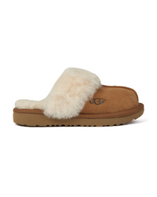 Ugg Boys Brown Kids Cozy Slipper