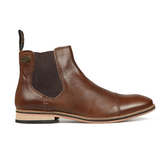 Superdry Mens Brown Premium Meteora Chelsea Boot main image
