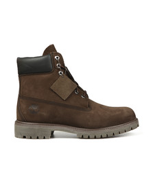 Timberland Mens Brown Timberland Af 6 In Prem Boot