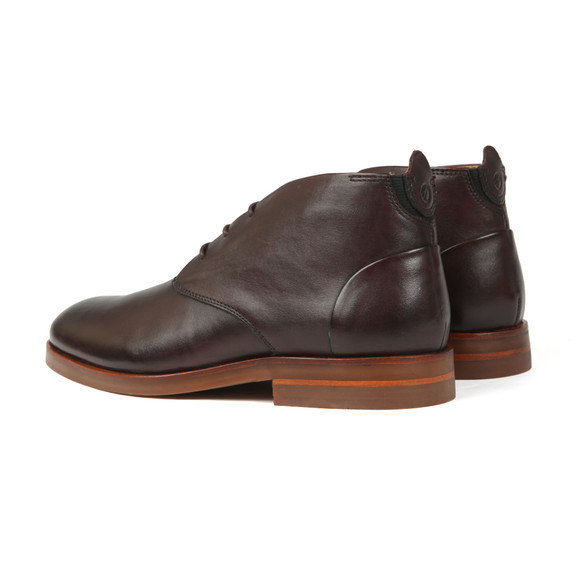 H By Hudson Mens Brown Bedlington Leather Boot main image