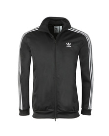 Adidas Originals Mens Black Beckenbauer Track Jacket