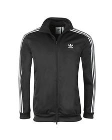 adidas Originals Mens Black Beckenbauer Track Jacket