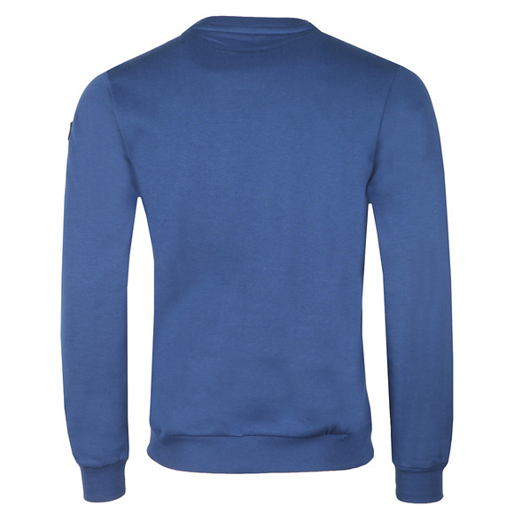 Paul & Shark Mens Blue Small Logo Sweatshirt main image